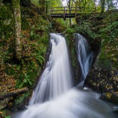 Wasserfall Die Rausch