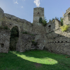 Burgruine Neublankenheim