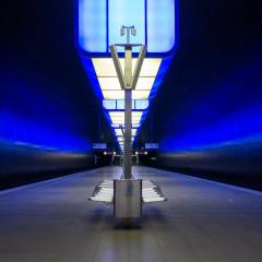 U-Bahnstation Hamburg Universität